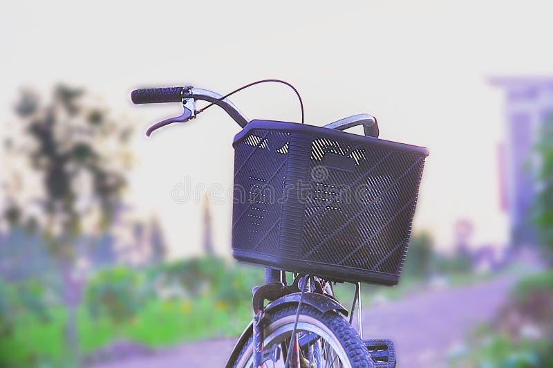 自行车故事  免版税库存图片