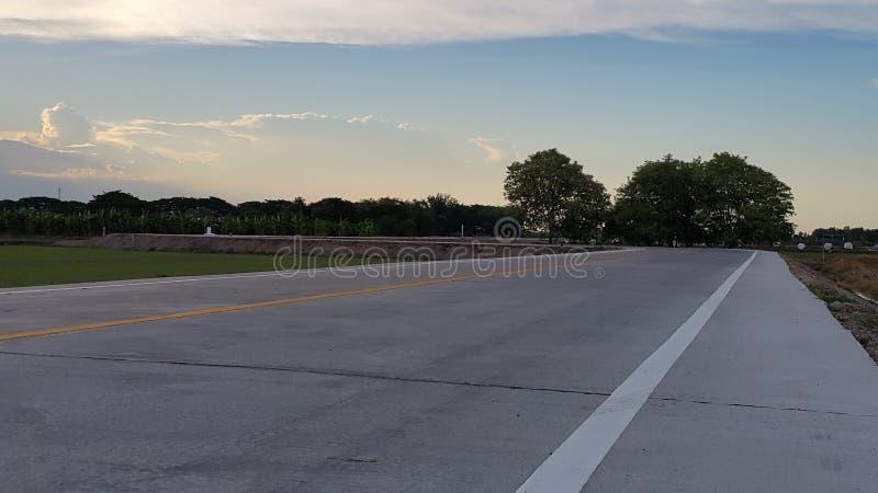 自行车旅行 免版税库存照片