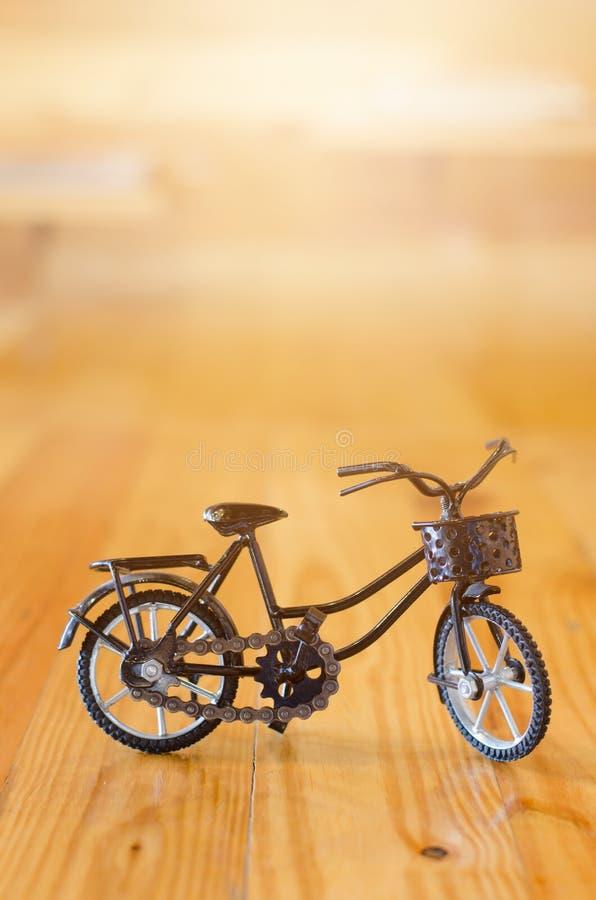 自行车模型 免版税库存图片