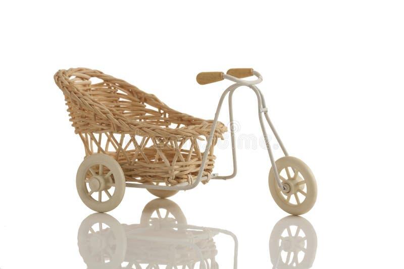 自行车玩具 免版税库存照片