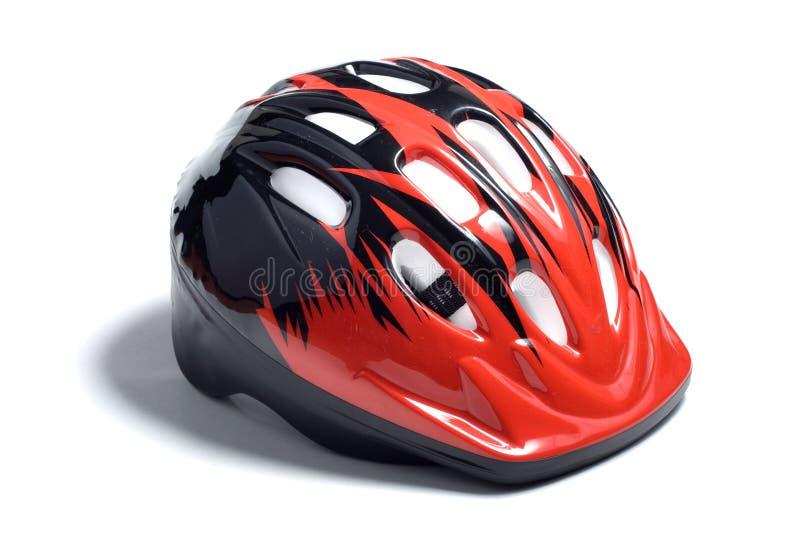 自行车盔甲 免版税图库摄影