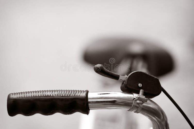 自行车详细资料 免版税库存图片