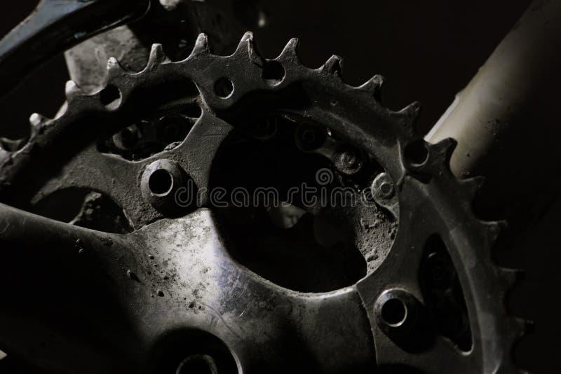 自行车适应山 库存图片