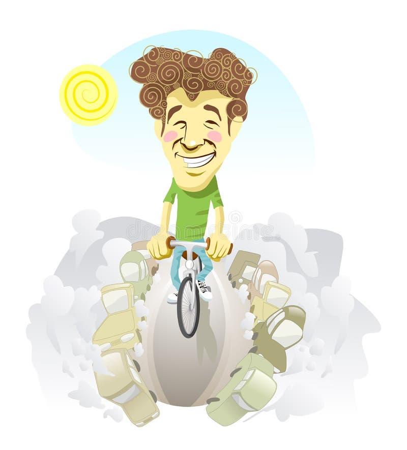 自行车,最佳的运输 免版税图库摄影