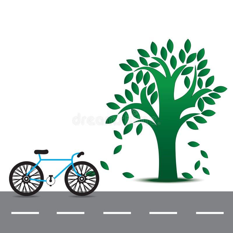 自行车 库存例证