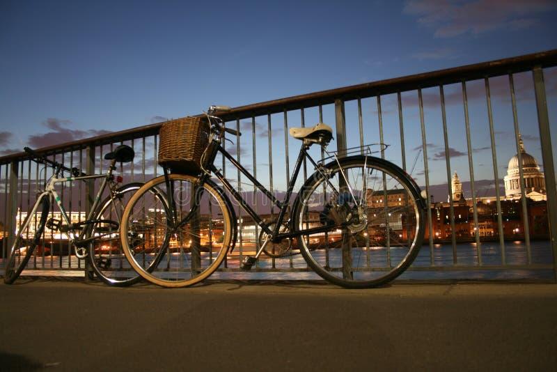 自行车ldn 库存照片
