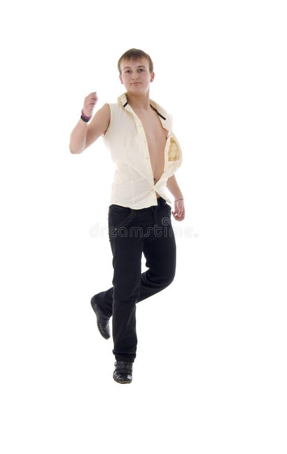 舞蹈人 库存照片