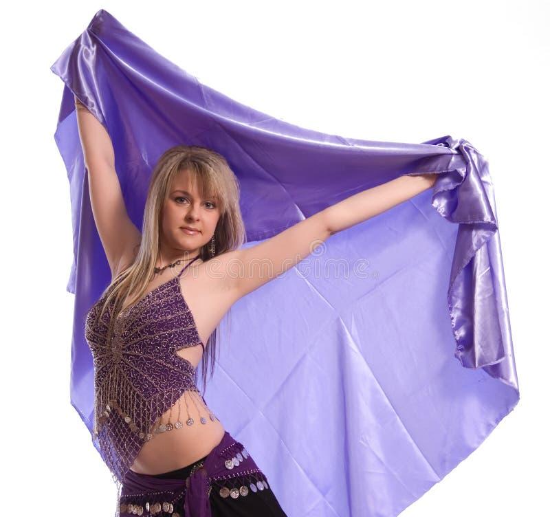 舞蹈印地安人 免版税图库摄影