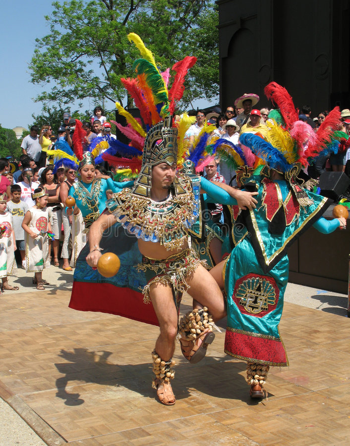 舞蹈合作伙伴 免版税图库摄影