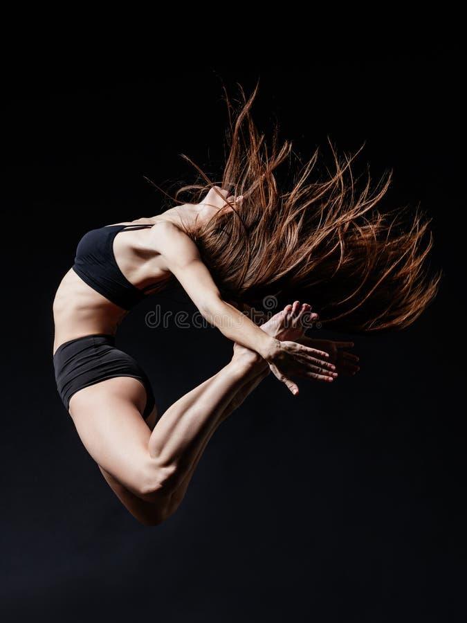 舞蹈家 免版税图库摄影