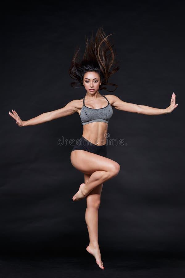 舞蹈家 免版税库存照片