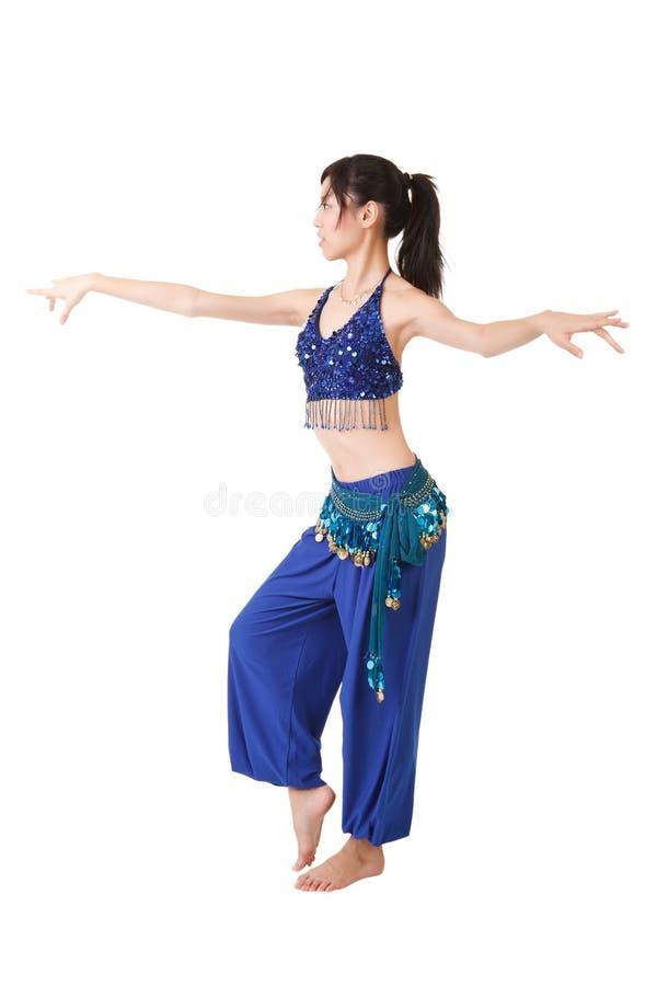 舞蹈拉丁 免版税图库摄影