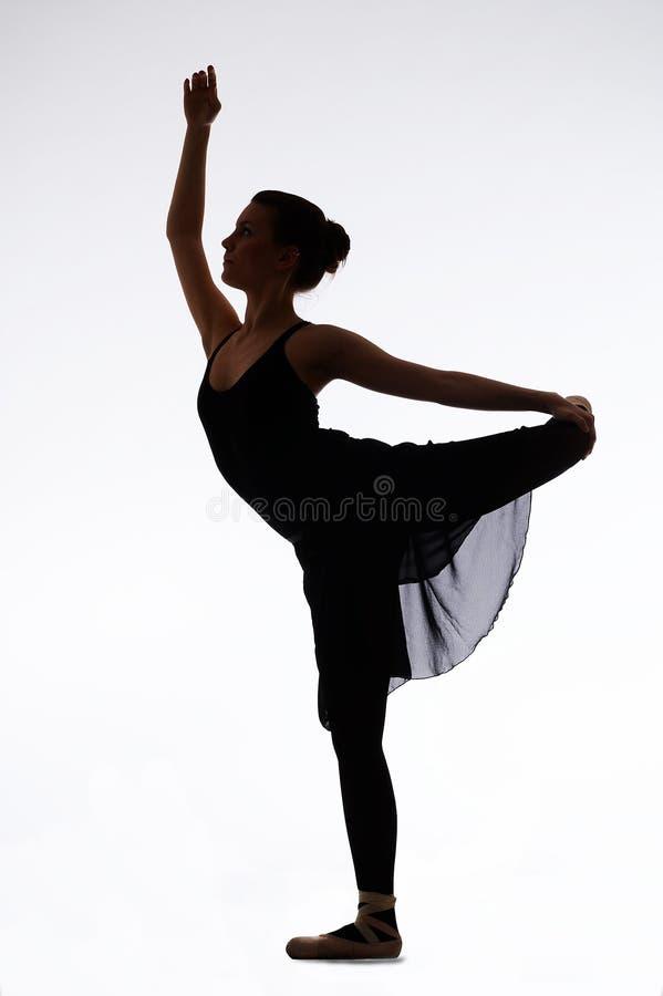 舞蹈演员 免版税图库摄影