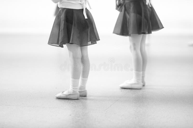 舞蹈演播室 库存图片