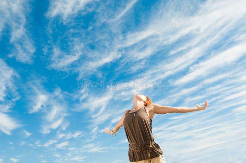舞蹈瑜伽 库存图片
