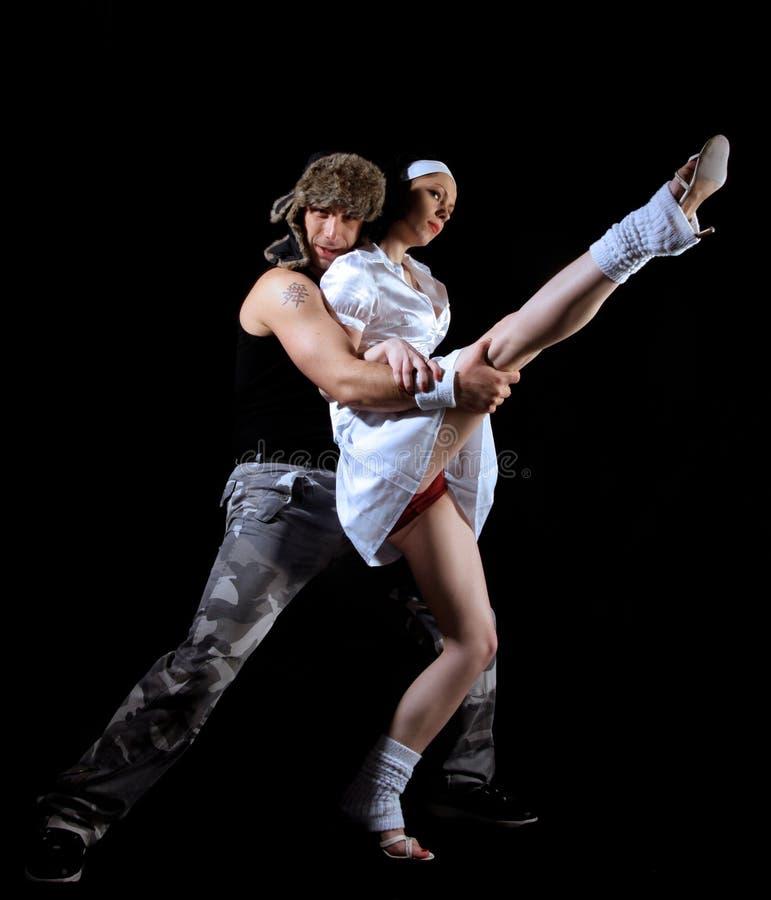 舞蹈自由式 免版税图库摄影