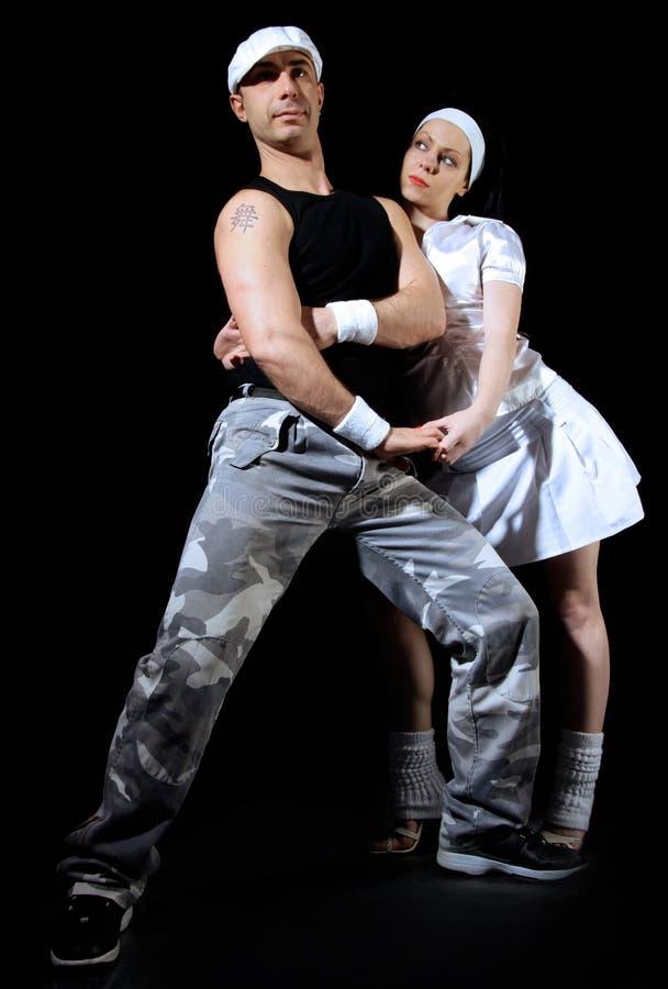 舞蹈自由式 图库摄影