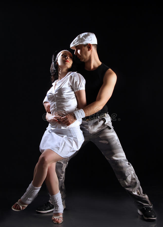 舞蹈自由式 免版税库存照片