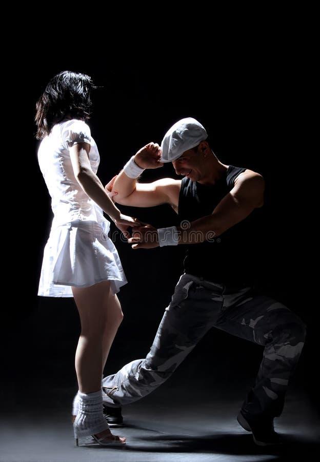 舞蹈自由式 库存照片