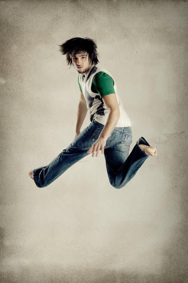 舞蹈跳 库存照片