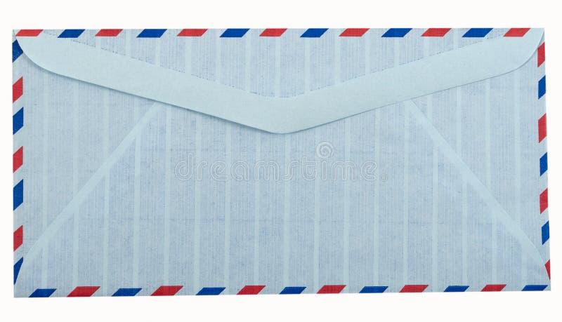 航寄信包信函 库存图片