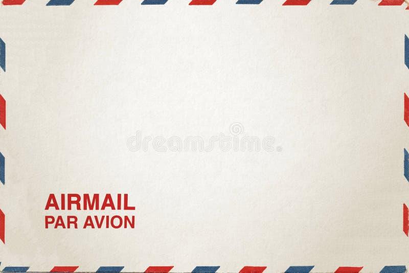 航空信 免版税图库摄影