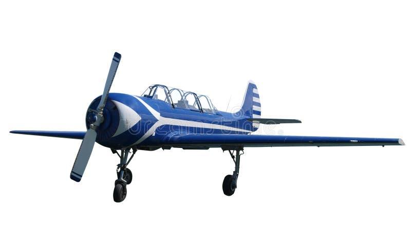航空器光做俄语 免版税图库摄影