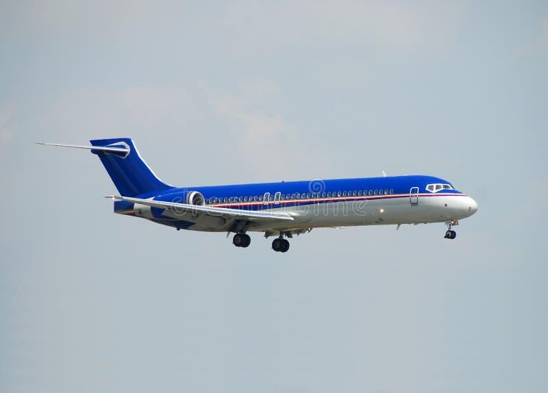 航空器飞行乘客 免版税库存照片