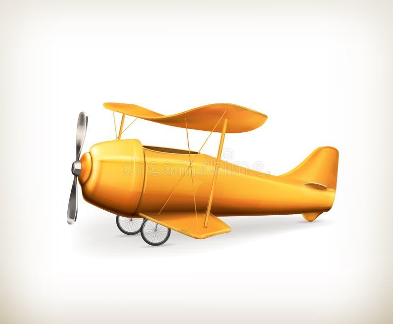 航空器,图标 向量例证