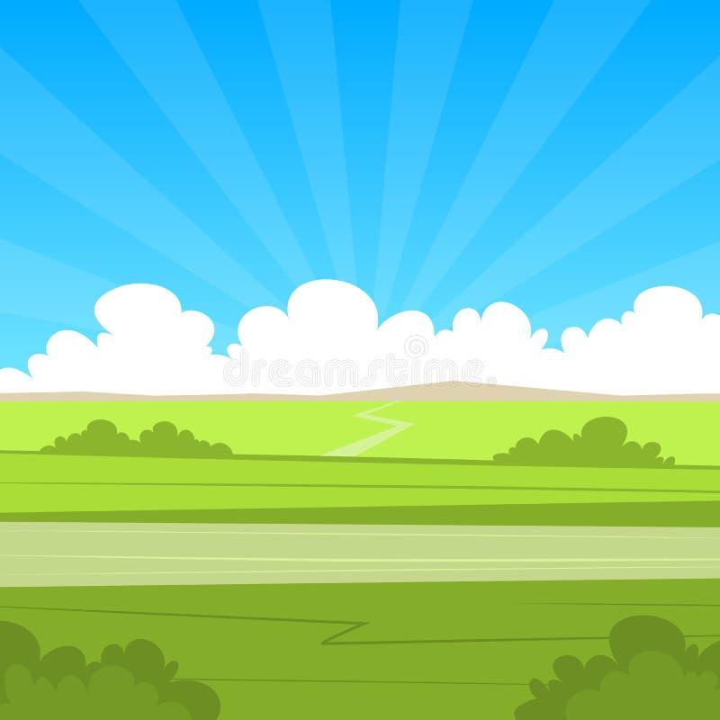 航空蓝色云彩国家(地区)开放全景路西西里岛天空 皇族释放例证