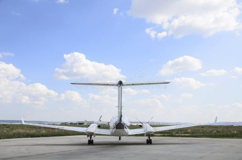 航空集合贴纸纺织品运输向量 免版税库存图片