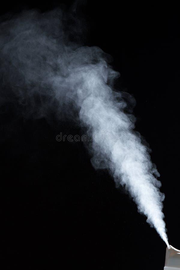 航空饱和器蒸汽 免版税库存图片