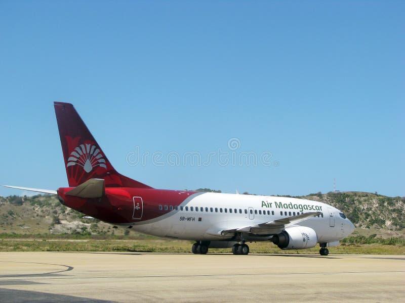航空马达加斯加 库存照片