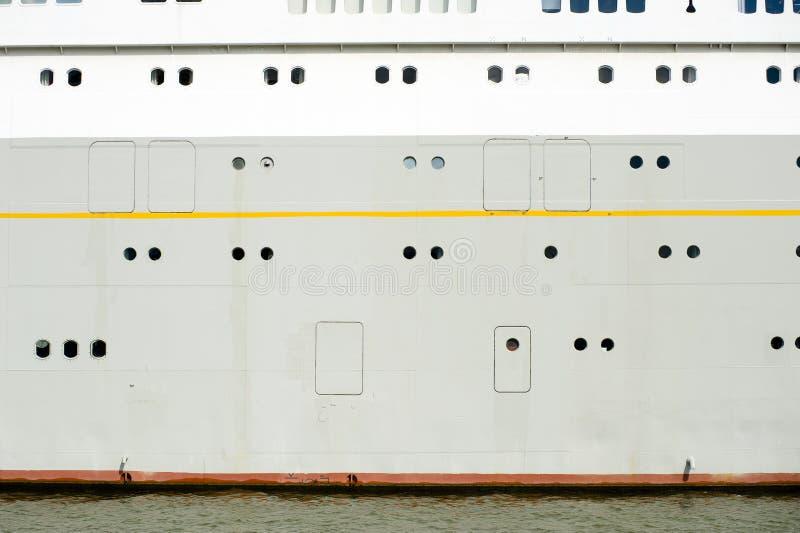 舷窗 免版税库存照片