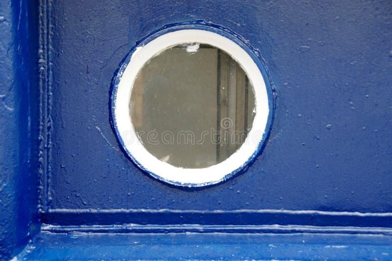 舷窗 免版税库存图片