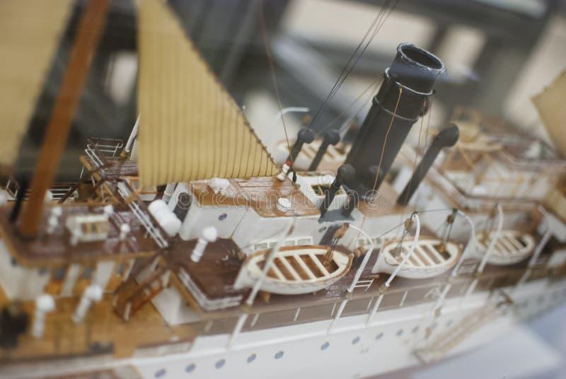 船模 免版税库存照片