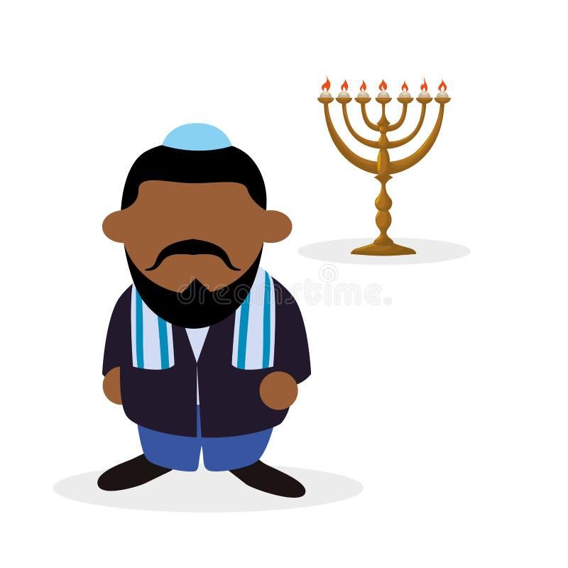 以色列设计 文化设计 例证 皇族释放例证