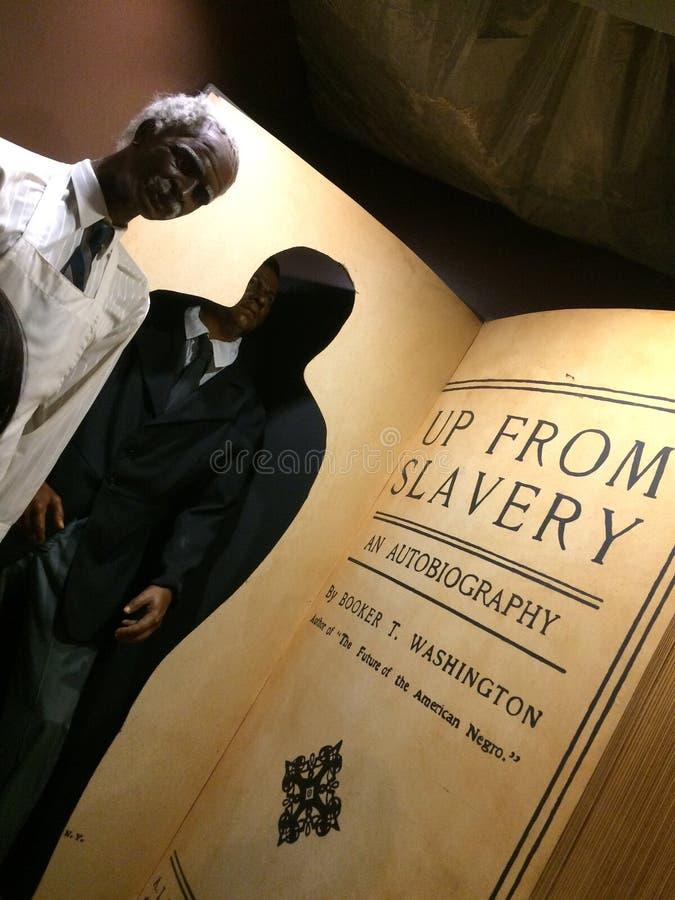 黑色和蜡博物馆 免版税图库摄影