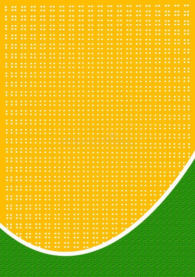黄色增加 免版税库存图片
