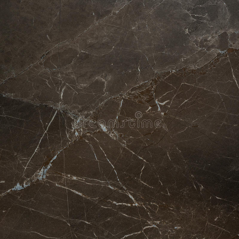 黑色大理石纹理 免版税库存照片
