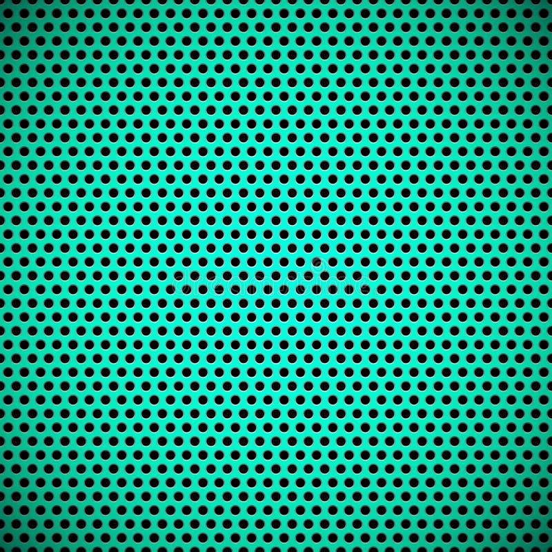 Download 绿色无缝的圈子穿孔的格栅纹理 向量例证. 插画 包括有 牌照, 设计, 模式, 塑料, 钞票, 金属, 抽象 - 30336644