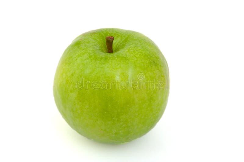 绿色格兰尼史密斯苹果Apple 免版税库存图片