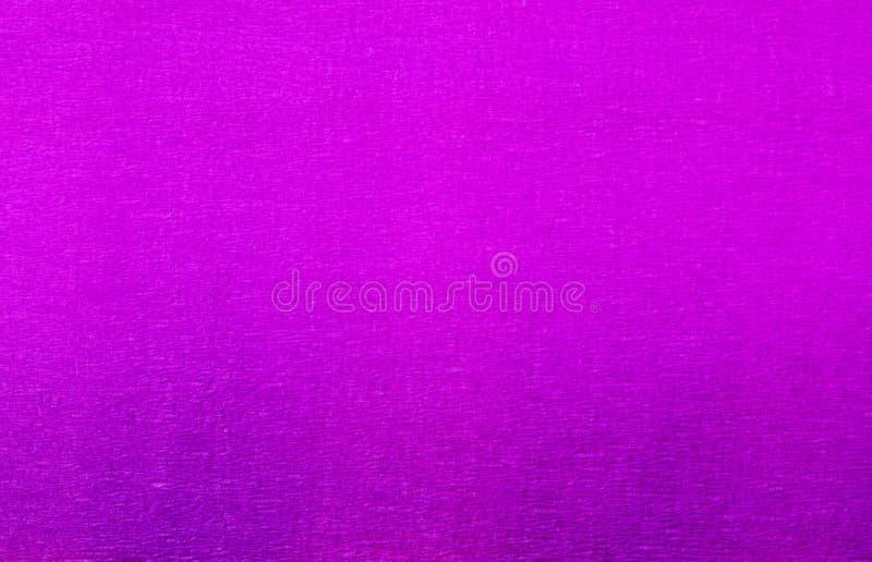 紫色梯度纸 免版税库存照片