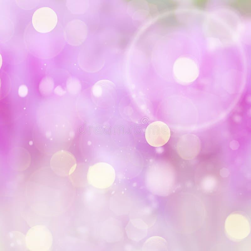 紫色欢乐背景 免版税库存图片