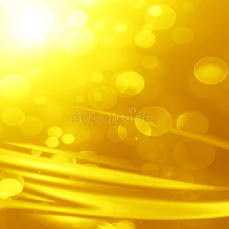 黄色油漆 皇族释放例证
