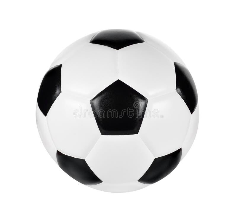 水色球取火镜足球 库存照片