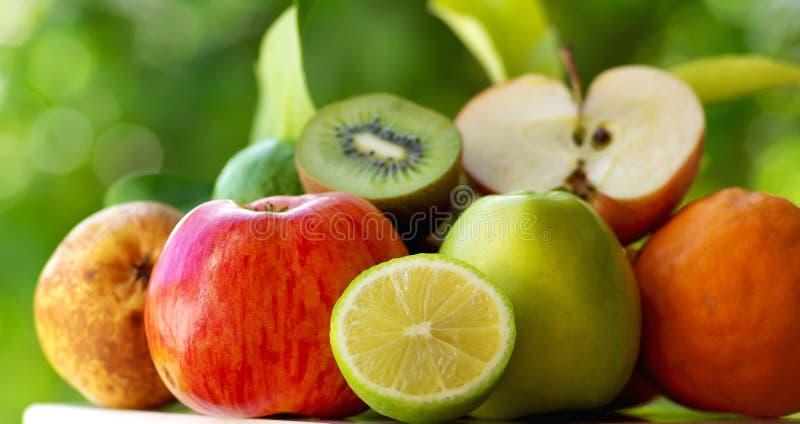 色的果子 库存图片