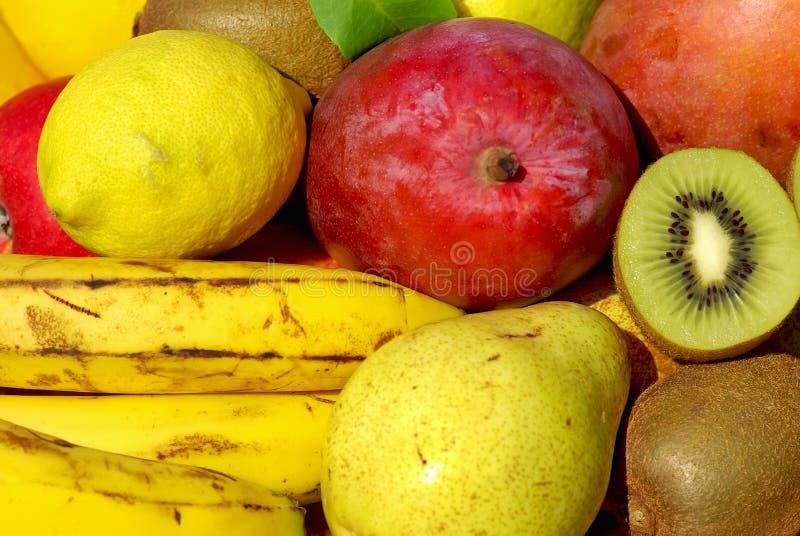 色的果子 免版税库存图片