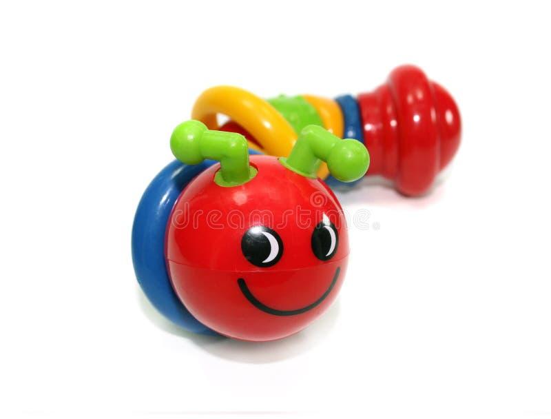 色的玩具 图库摄影