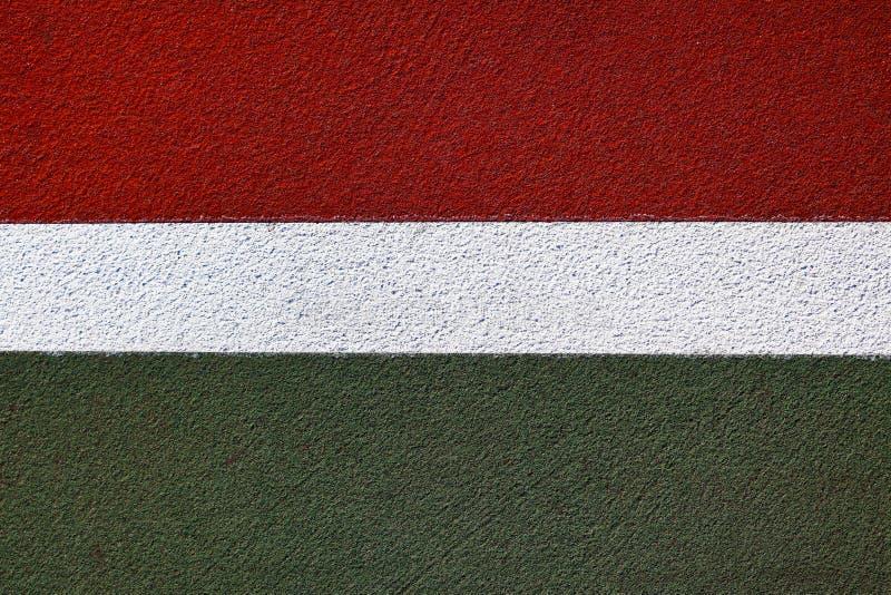 色的背景 免版税库存图片